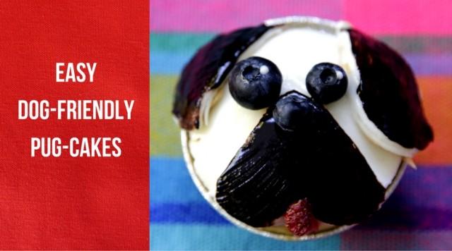 Make Dog Friendly Cupcakes
